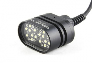 Latarka Gralmarine LED 16 DUO WIDEO